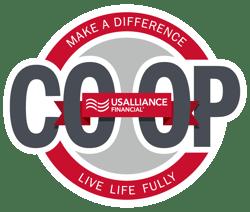 USALLIANCE Co-op Logo