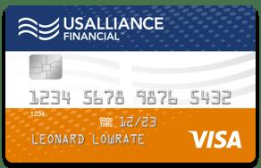 USALLIANCE Classic Card