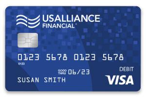 USALLIANCE Debit Card